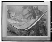 view Women Resting on Hammocks [art work] / (photographed by Walter Rosenblum) digital asset number 1