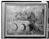 view Pont Neuf [painting] / (photographed by Walter Rosenblum) digital asset number 1