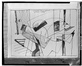 view Still Life, Exton [drawing] / (photographed by Walter Rosenblum) digital asset number 1