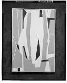 view Torn Signs [painting] / (photographed by Walter Rosenblum) digital asset number 1