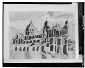 view Basilica [painting] / (photographed by Walter Rosenblum) digital asset number 1