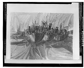 view Ships [painting] / (photographed by Walter Rosenblum) digital asset number 1