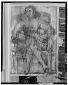 view Portrait of Woman Seated [painting] / (photographed by Walter Rosenblum) digital asset number 1