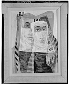 view Two Women [painting] / (photographed by Walter Rosenblum) digital asset number 1