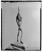 view Abstract Figure [sculpture] / (photographed by Walter Rosenblum) digital asset number 1