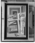 view The Scholar's Playthings, [painting] / (photographed by Walter Rosenblum) digital asset number 1