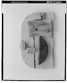 view Assemblage with Nails [sculpture] / (photographed by Walter Rosenblum) digital asset number 1