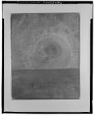 view Tête flottante [drawing] / (photographed by Walter Rosenblum) digital asset number 1