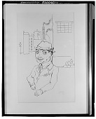 view Man with a Hat [art work] / (photographed by Walter Rosenblum) digital asset number 1
