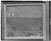 view Underpainting of Landscape with High Horizon [painting] / (photographed by Walter Rosenblum) digital asset number 1