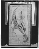 view Study of Torso [drawing] / (photographed by Walter Rosenblum) digital asset number 1