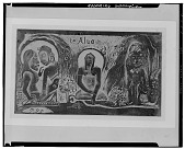 view Te atua [graphic arts] / (photographed by Walter Rosenblum) digital asset number 1