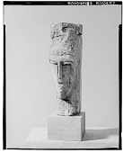 view Head [sculpture] / (photographed by Walter Rosenblum) digital asset number 1