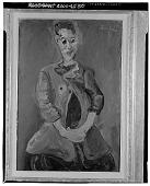 view Portrait d'un Jeune Homme [art work] / (photographed by Walter Rosenblum) digital asset number 1