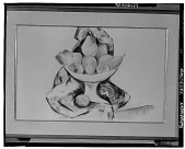 view Still Life No. 5 [drawing] / (photographed by Walter Rosenblum) digital asset number 1