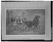 view Carriage [drawing] / (photographed by Walter Rosenblum) digital asset number 1