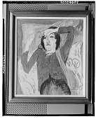 view Woman in Green Blouse [painting] / (photographed by Walter Rosenblum) digital asset number 1