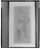 view Drummer Boy [drawing] / (photographed by Walter Rosenblum) digital asset number 1