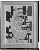 view Femme Devant la Fenetre [painting] / (photographed by Walter Rosenblum) digital asset number 1