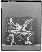 view Untitled (Figure) [painting] / (photographed by Walter Rosenblum) digital asset number 1