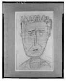 view Portrait of Georges Limbour [art work] / (photographed by Walter Rosenblum) digital asset number 1