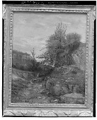 view Landscape in Ornans [painting] / (photographed by Walter Rosenblum) digital asset number 1