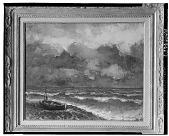view Coastal Scene [art work] / (photographed by Walter Rosenblum) digital asset number 1