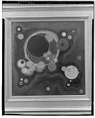 view Entwurf Zu Einigen Kreisen [painting] / (photographed by Walter Rosenblum) digital asset number 1