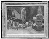 view Winter Night [painting] / (photographed by Walter Rosenblum) digital asset number 1