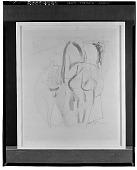 view Two Standing Women [art work] / (photographed by Walter Rosenblum) digital asset number 1