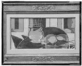 view No Title Given: Still Life with Lemons and Fish, [art work] / (photographed by Walter Rosenblum) digital asset number 1