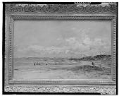 view No Title Given: Coastal Landscape [art work] / (photographed by Walter Rosenblum) digital asset number 1