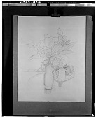 view No Title Given: Still Life [drawing] / (photographed by Walter Rosenblum) digital asset number 1