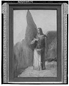 view No Title Given: Figure with Wings [art work] / (photographed by Walter Rosenblum) digital asset number 1
