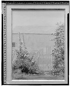 view Garden Gate [painting] / (photographed by Walter Rosenblum) digital asset number 1