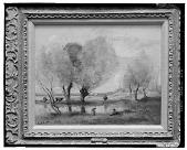 view Pastoral Landscape [art work] / (photographed by Walter Rosenblum) digital asset number 1