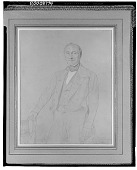 view Portrait of M. Marcotte Genlis [drawing] / (photographed by Walter Rosenblum) digital asset number 1