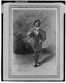 view Man with Sword [art work] / (photographed by Walter Rosenblum) digital asset number 1