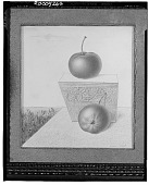 view Pommes visibles [painting] / (photographed by Walter Rosenblum) digital asset number 1