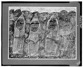 view Three Figures [art work] / (photographed by Walter Rosenblum) digital asset number 1
