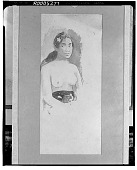 view Sketch of a Young Woman [painting] / (photographed by Walter Rosenblum) digital asset number 1