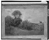view Landscape with Trees [art work] / (photographed by Walter Rosenblum) digital asset number 1