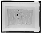 view Three-Masted Barque [drawing] / (photographed by Walter Rosenblum) digital asset number 1