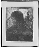 view Old Knight [graphic arts] / (photographed by Walter Rosenblum) digital asset number 1