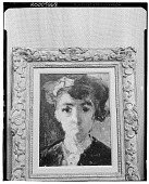 view Portrait of a Girl [painting] / (photographed by Walter Rosenblum) digital asset number 1
