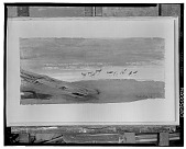 view Guardians of the Beach [painting] / (photographed by Walter Rosenblum) digital asset number 1
