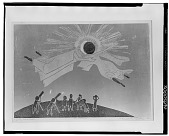 view The Eclipse [graphic arts] / (photographed by Walter Rosenblum) digital asset number 1