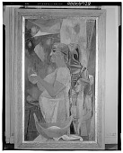 view Tortilla Maker [painting] / (photographed by Walter Rosenblum) digital asset number 1