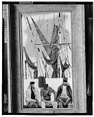 view Men and Ships [painting] / (photographed by Walter Rosenblum) digital asset number 1