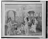 view Harem Scene [painting] / (photographed by Walter Rosenblum) digital asset number 1